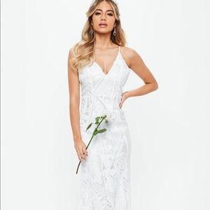 Dresses & Skirts - White wedding/prom/formal dress
